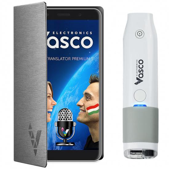 """Vasco Translator Premium 5"""" + Skanner"""