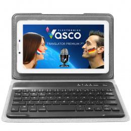 """Vasco Translator Premium 7"""" med tangentbord"""